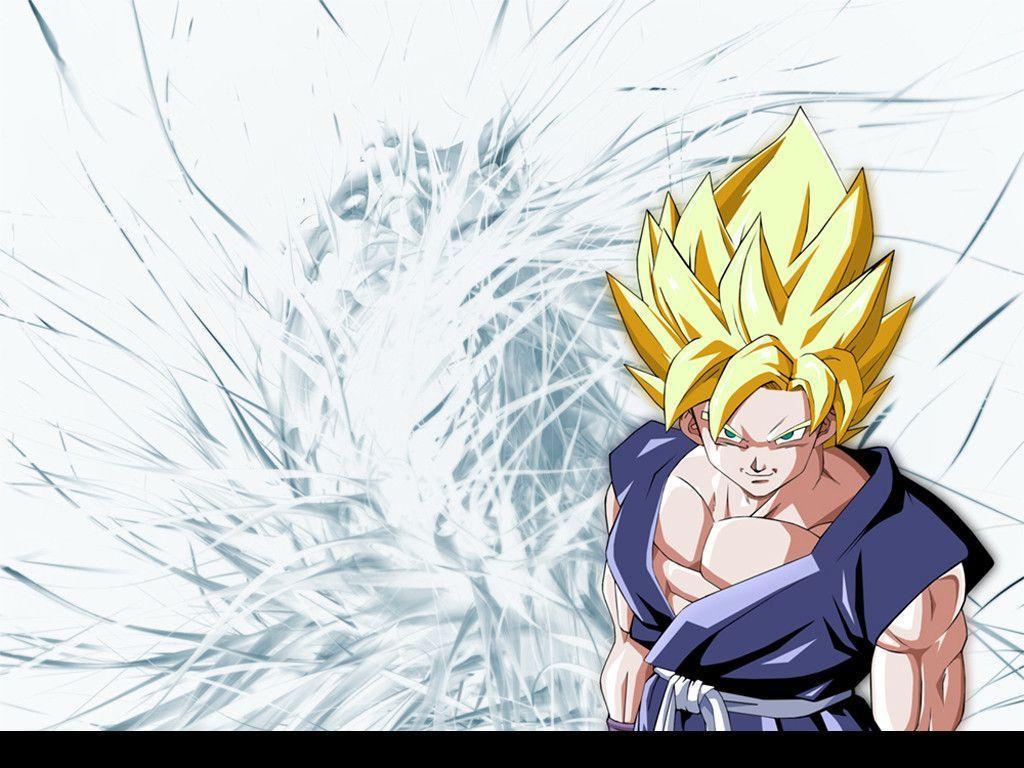 Goku Ssj Wallpapers – Free Wallpapers HD pict-