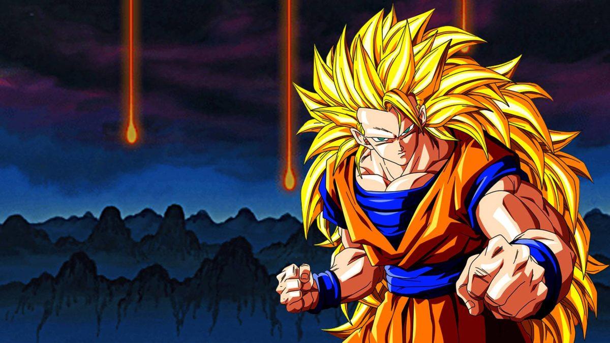 Dragon Ball Z Goku Wallpaper Full HD | walljpeg.