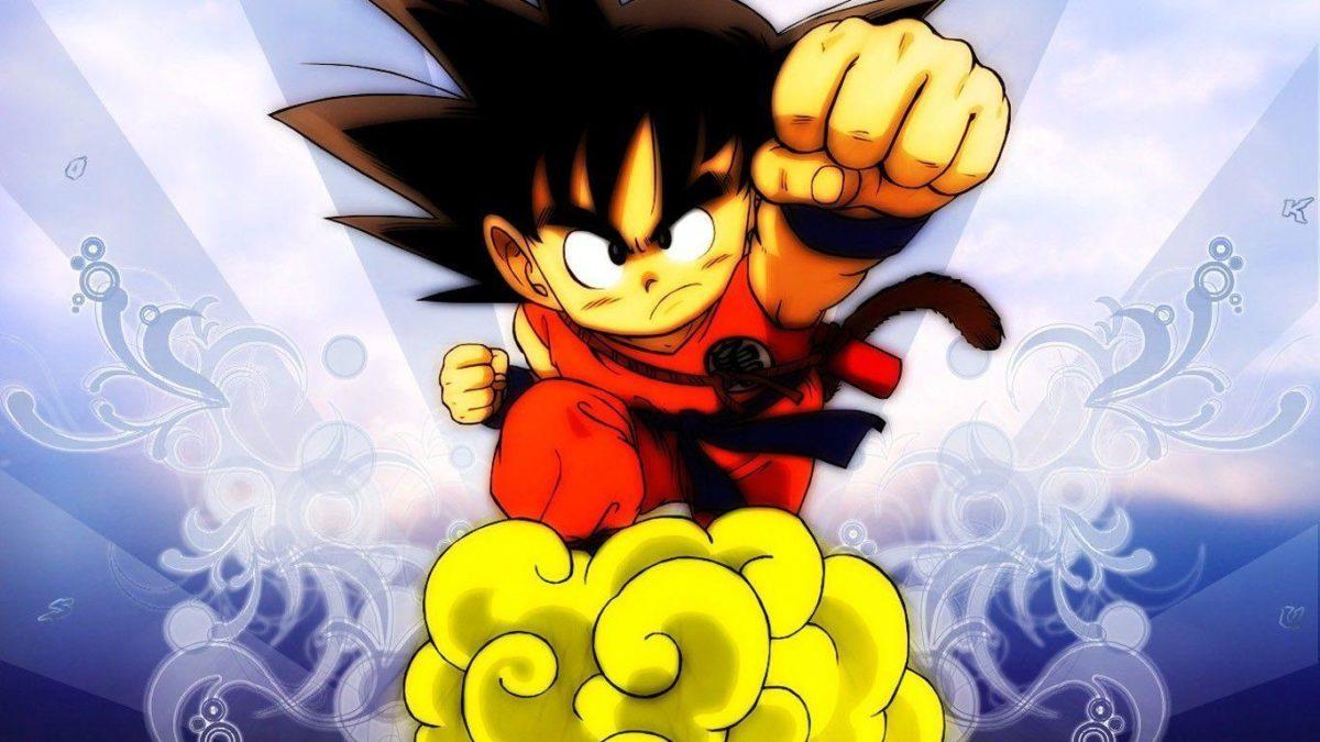 Download Son Goku Wallpaper vicvapor.com / Wallpaper Anime 75567 …