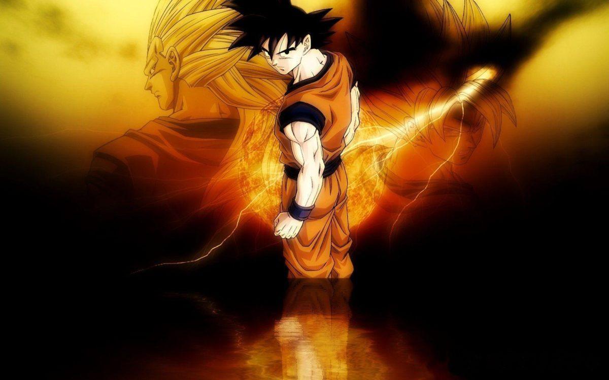 Captivating Dragon Ball Z Son Goku Live Wallpaper for Pc …