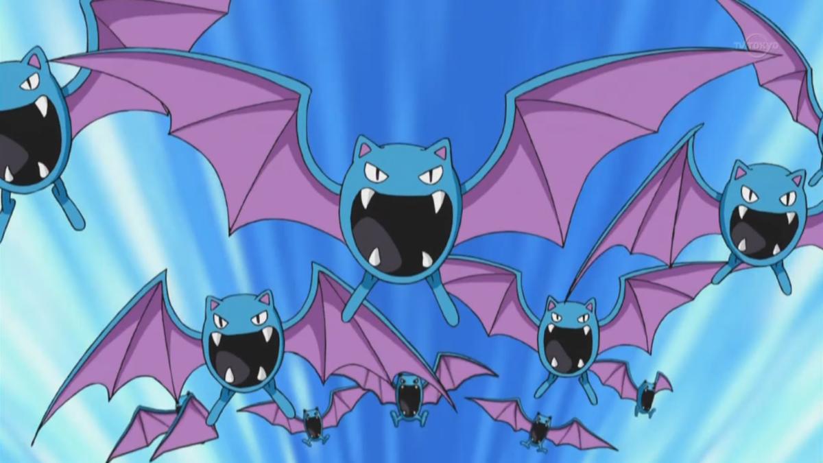 Image – Team Galactic Golbat.png | Pokémon Wiki | FANDOM powered …