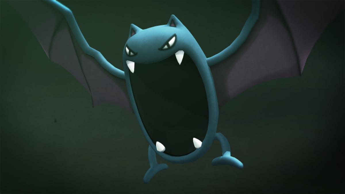 Golbat (Pokemon 3ds) by GuilTronPrime on DeviantArt