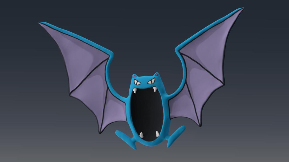 Pokemon 04: Golbat