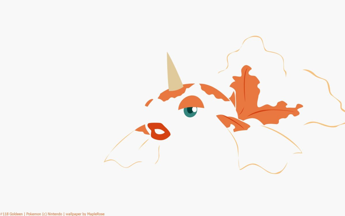 Goldeen Pokemon HD Wallpaper – Free HD wallpapers, Iphone, Samsung …