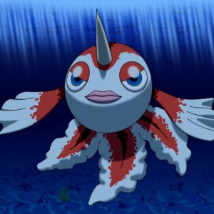 download Goldeen > Sneasel Plushie!