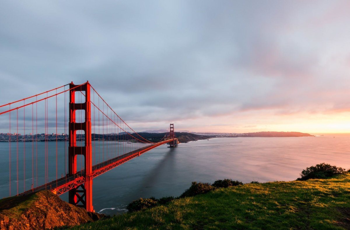 golden gate bridge lovely iphone wallpapers | HD Wallpapers Again