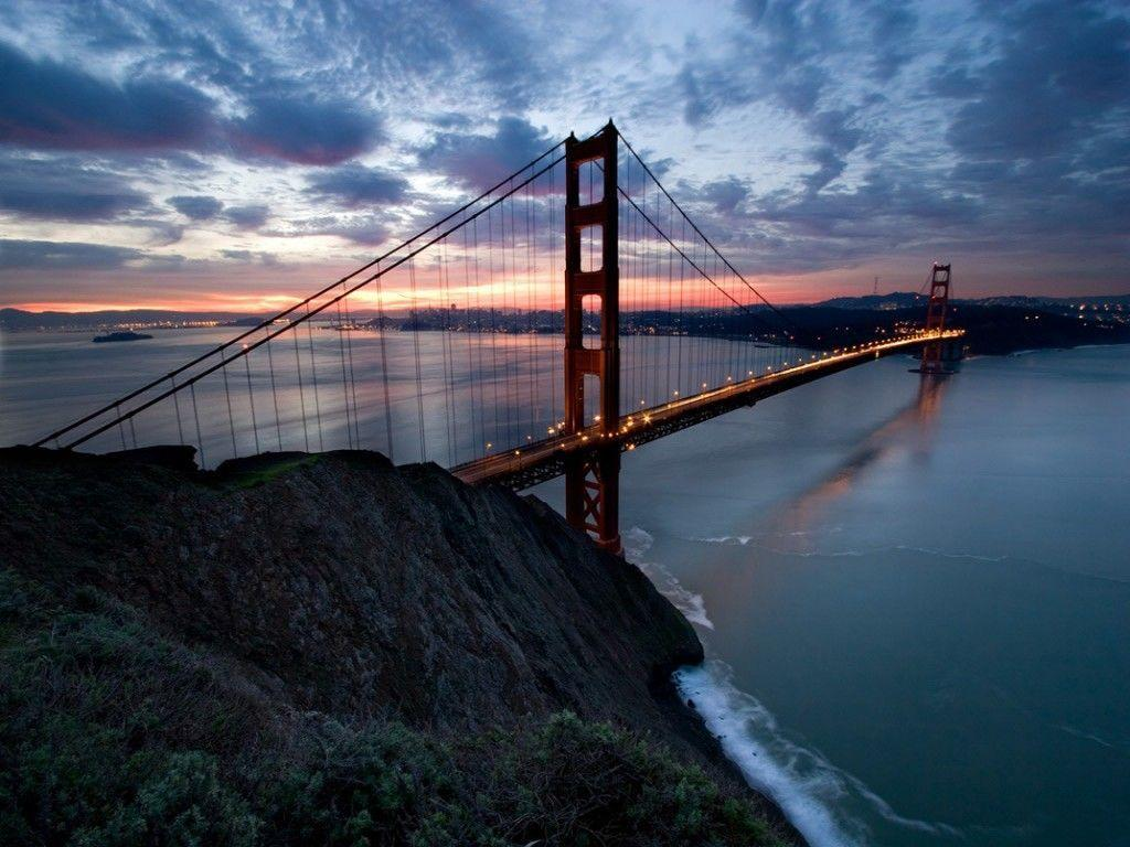 Golden gate bridge photo Wallpapers – HD Wallpapers 24986