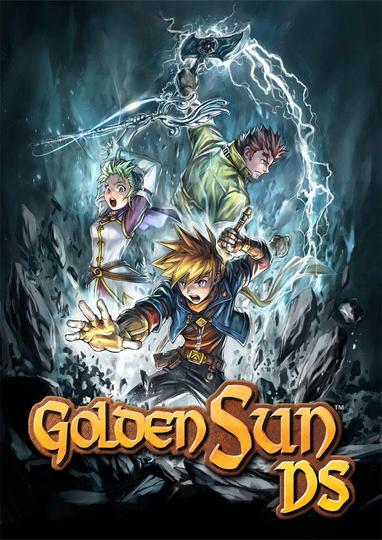 Image – Golden Sun DS Poster.jpg | Golden Sun Universe | FANDOM …