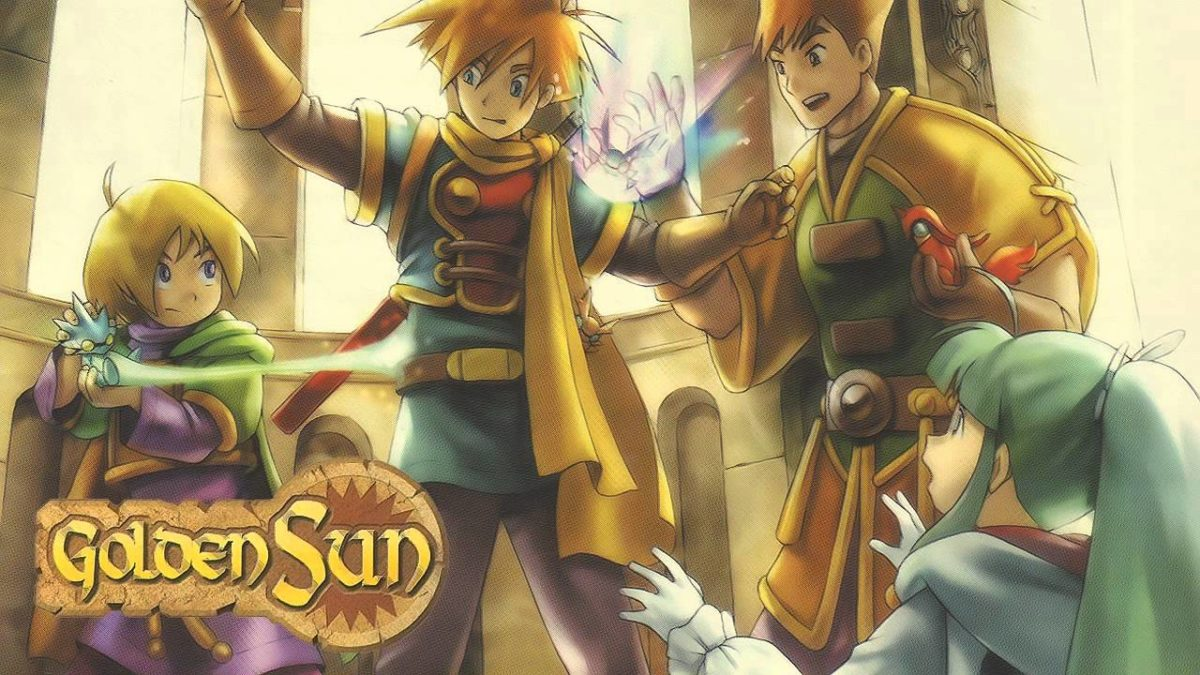 Pictures of Golden Sun 2/9