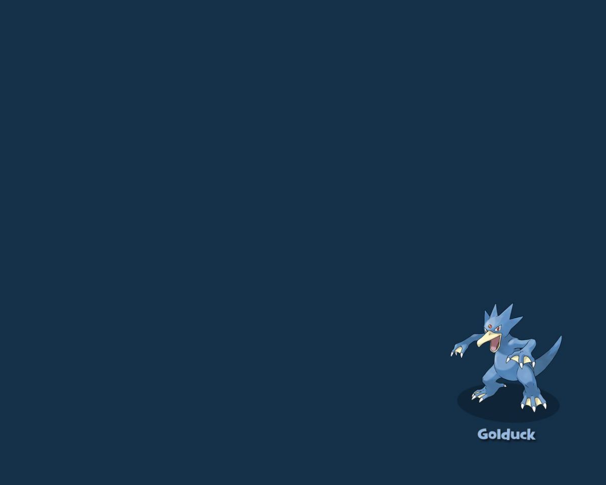 Golduck Wallpaper | 1280×1024 | ID:34171 – WallpaperVortex.com