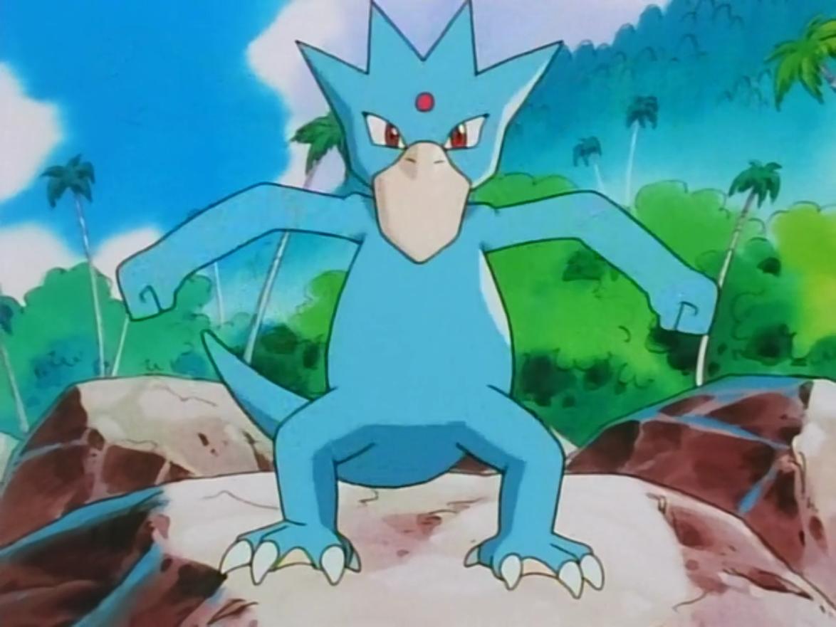 Image – Golduck OI011.png | Pokémon Wiki | FANDOM powered by Wikia