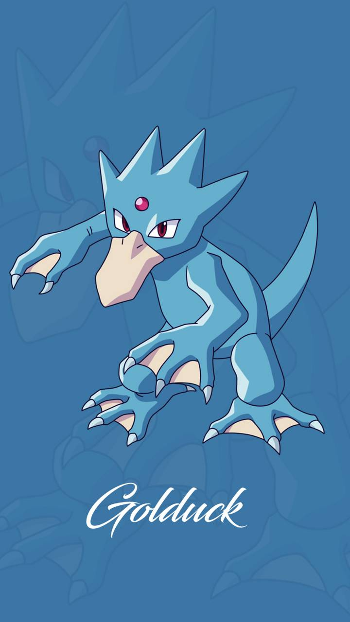 Golduck wallpaper by PnutNickster – INQ2E6SX3M2XY