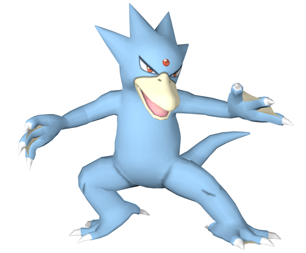 Golduck [Render] (SFM) by Arrancon.deviantart.com on @DeviantArt …