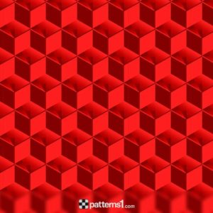 download Abstract Red Cubes Patterns Background | Vector Pattern Design by …