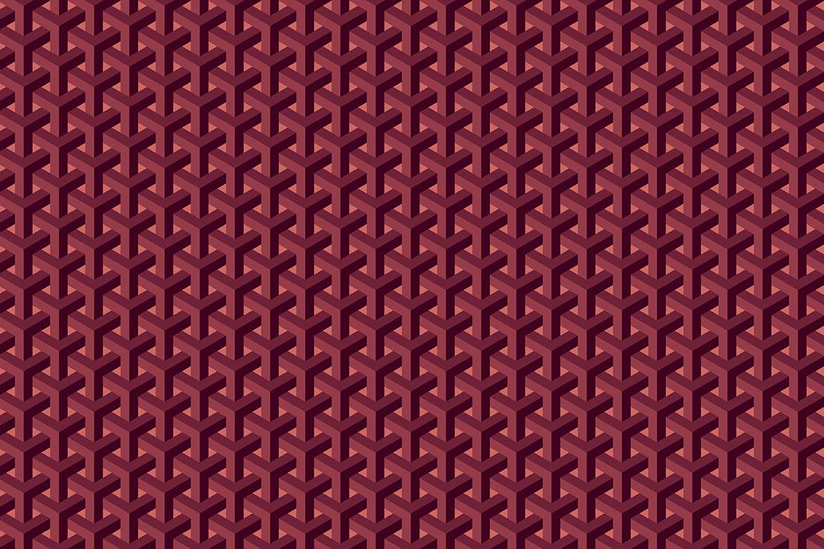 Goyard Pattern Backgrounds by themefire on Envato Elements