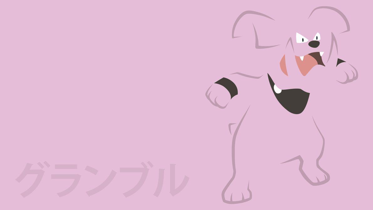 Granbull by DannyMyBrother on DeviantArt