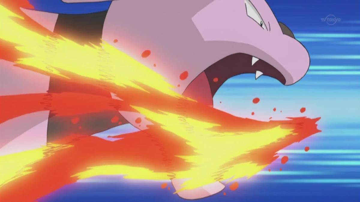 Image – Mario Granbull Fire Fang.png | Pokémon Wiki | FANDOM …