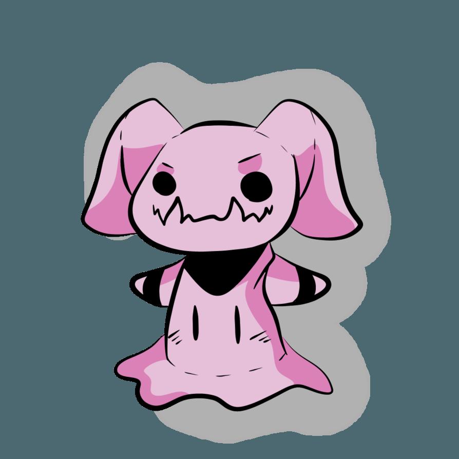 Granbull Mimikyu by Myumimon on DeviantArt