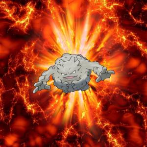 download 075 Fire Pokeball Graveler Golone Geodude | Wallpaper