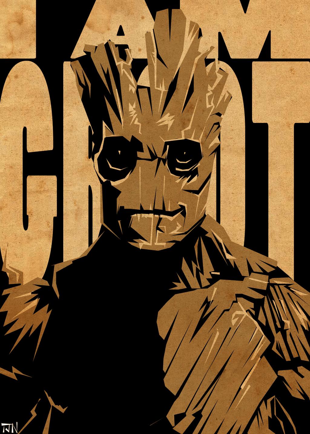 Groot HD Wallpaper – WallpaperSafari