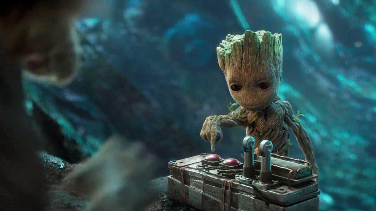 Guardians Of The Galaxy Vol. 2 Baby Groot Wallpaper 11625 – Baltana