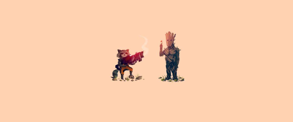 Guardians Of The Galaxy, Groot, Rocket Raccoon Wallpapers HD …