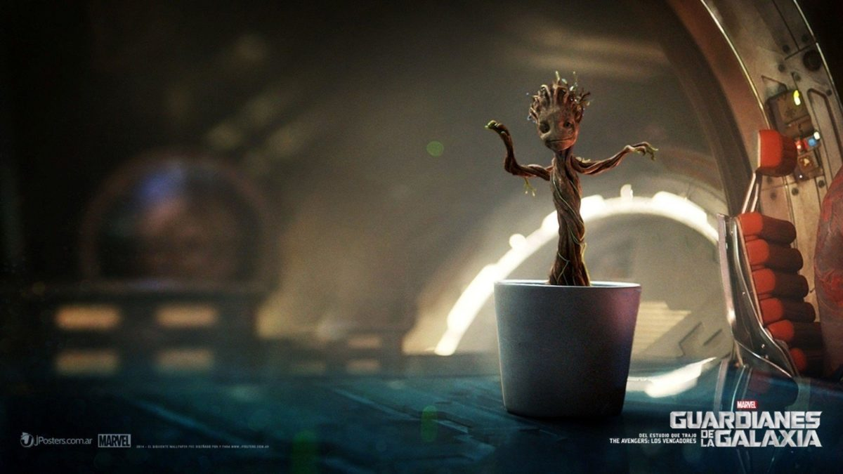 Guardians Of The Galaxy Baby Groot Wallpaper | HD Wallpapers (High …