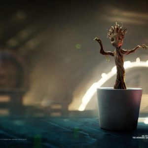 download Guardians Of The Galaxy Baby Groot Wallpaper   HD Wallpapers (High …
