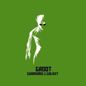 download Groot Art Wallpaper   Movies HD Wallpapers