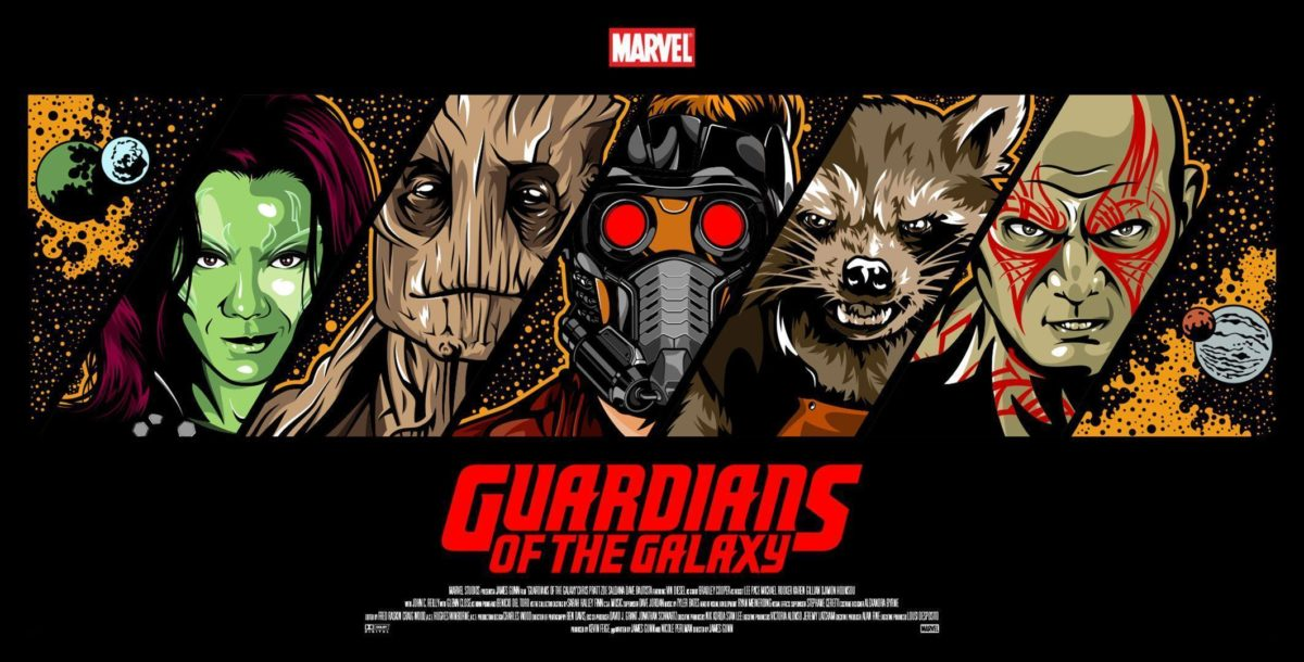 Guardians Of The Galaxy Wallpaper Collection (35+)