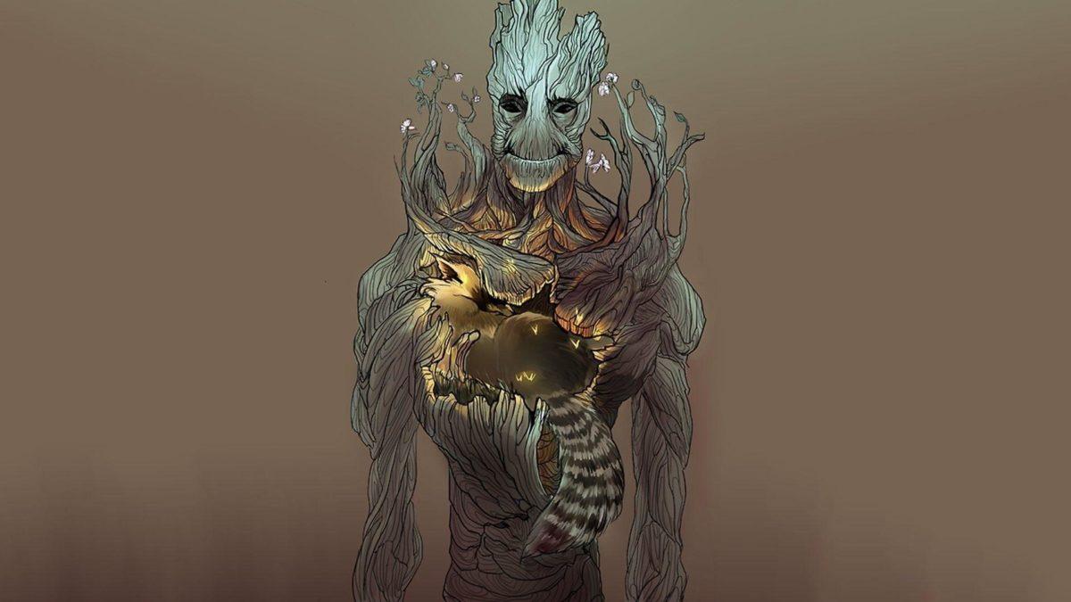 Groot, Guardians Of The Galaxy, Vin Diesel, Marvel Cinematic …