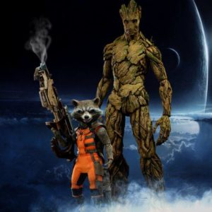 download Guardians of The Galaxy Wallpaper