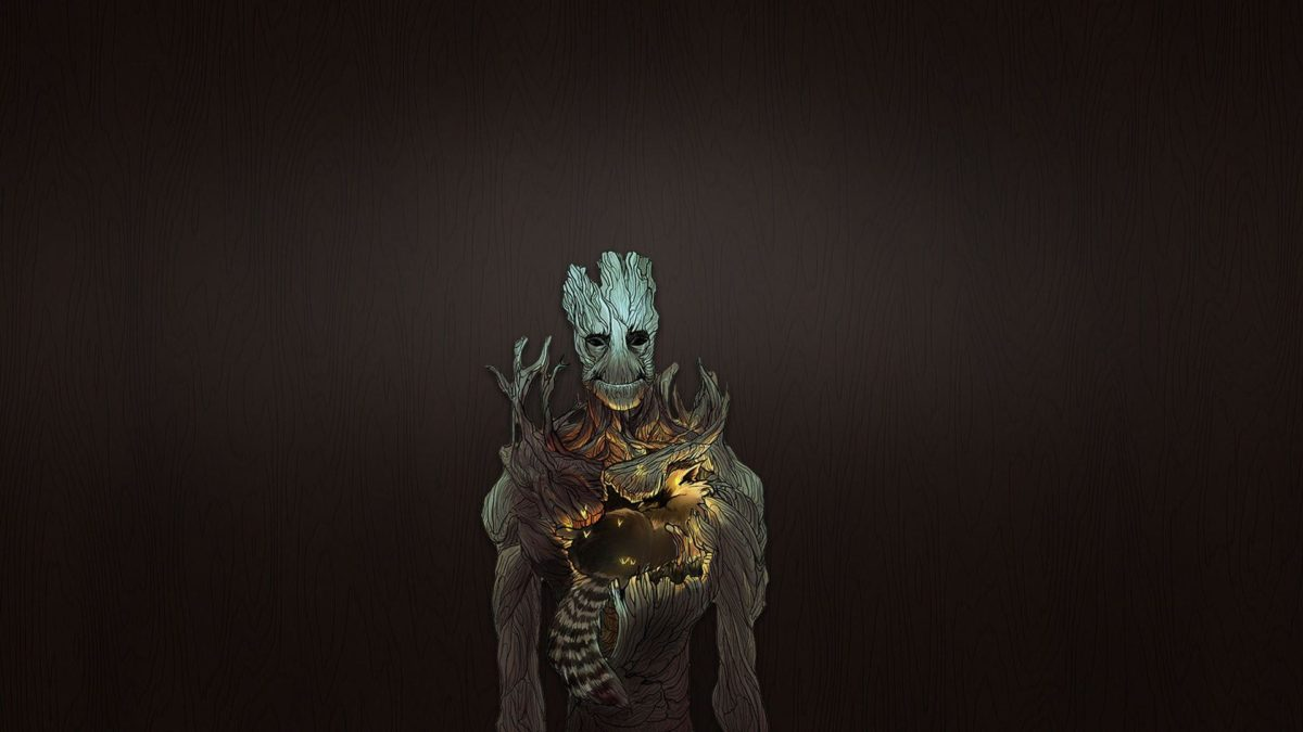 For all those GotG fans, heres Groot! : wallpapers