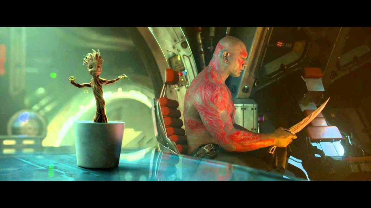 Baby Groot Guardians Of The Galaxy Wallpaper | HD Wallpapers (High …