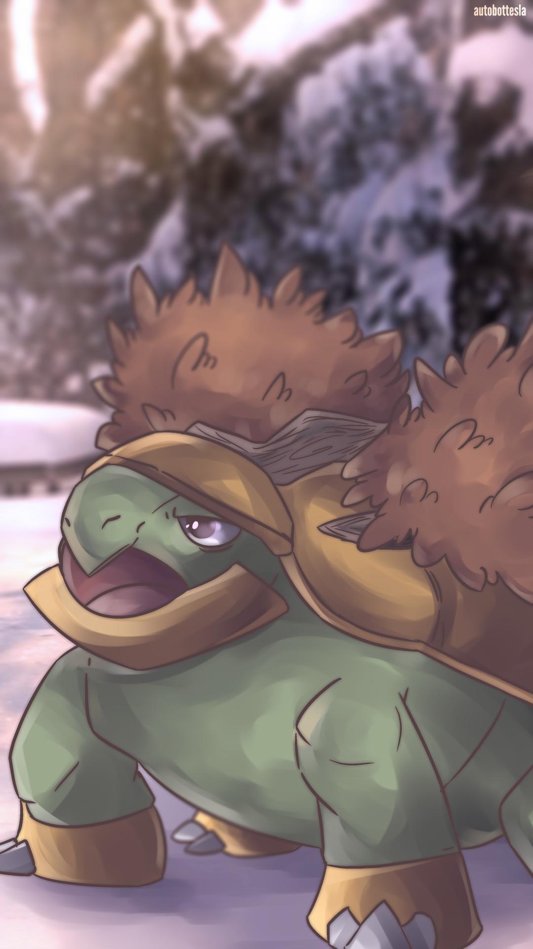 Grotle | Cuteness & Pokemon | Pinterest | Pokémon