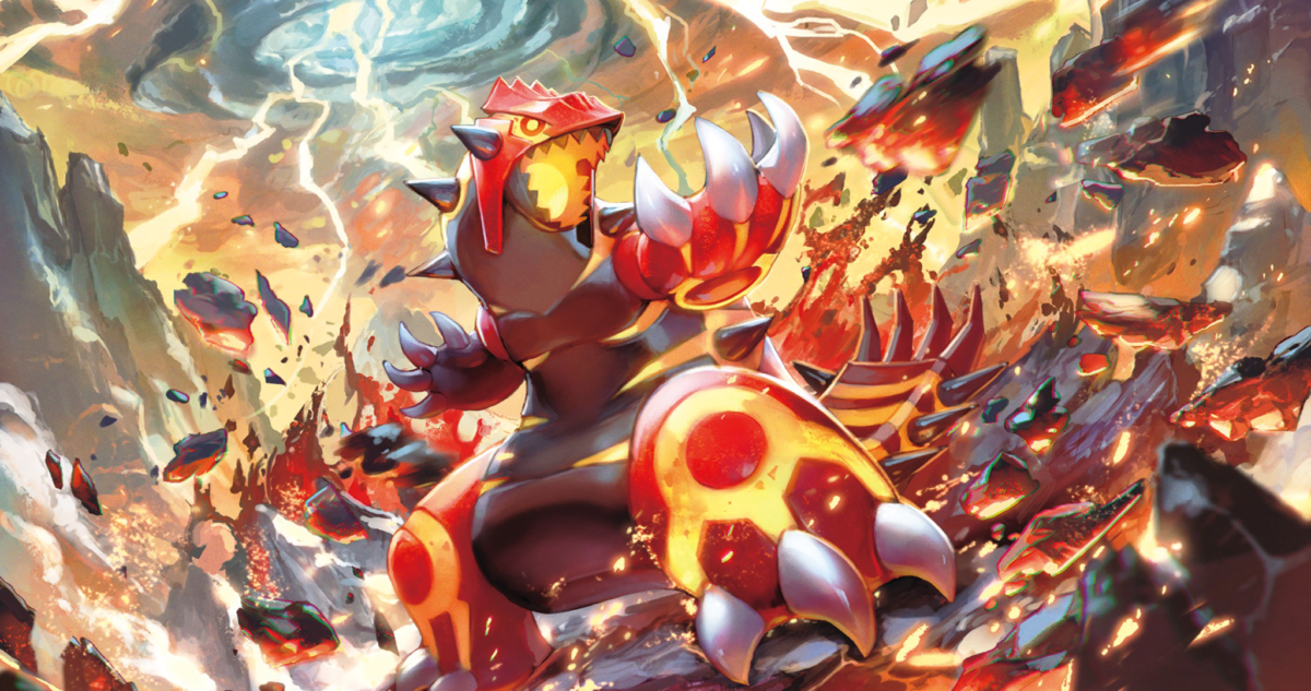 4 Primal Groudon (Pokémon) HD Wallpapers | Background Images …