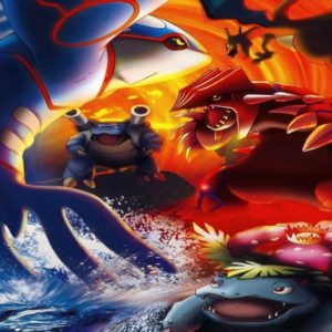 download 24 Groudon (Pokémon) HD Wallpapers   Background Images – Wallpaper Abyss