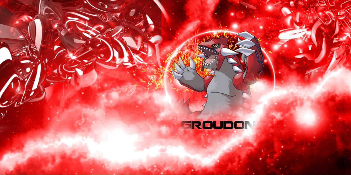 HD Groudon Desktop Wallpaper by PokeCineplex on DeviantArt