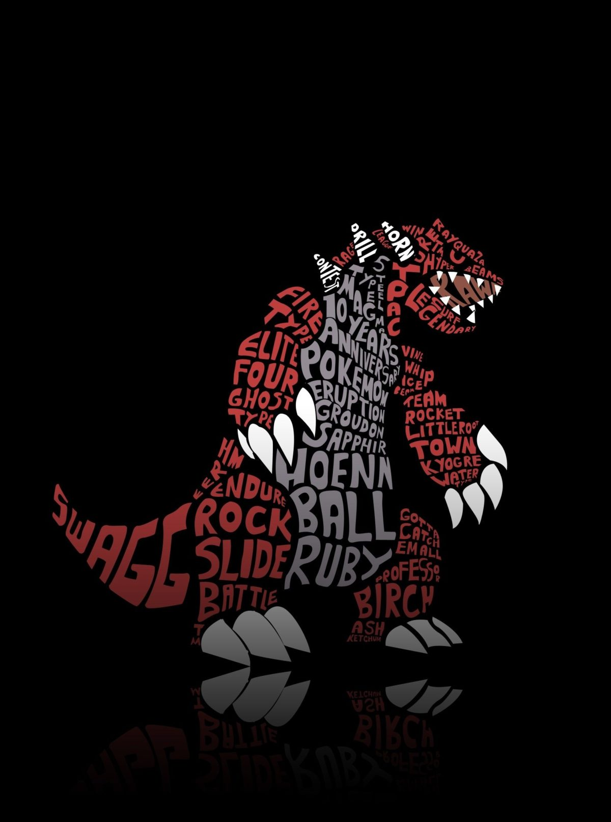 ruby stones groudon 10th anniversary sapphire 1648×2214 wallpaper …