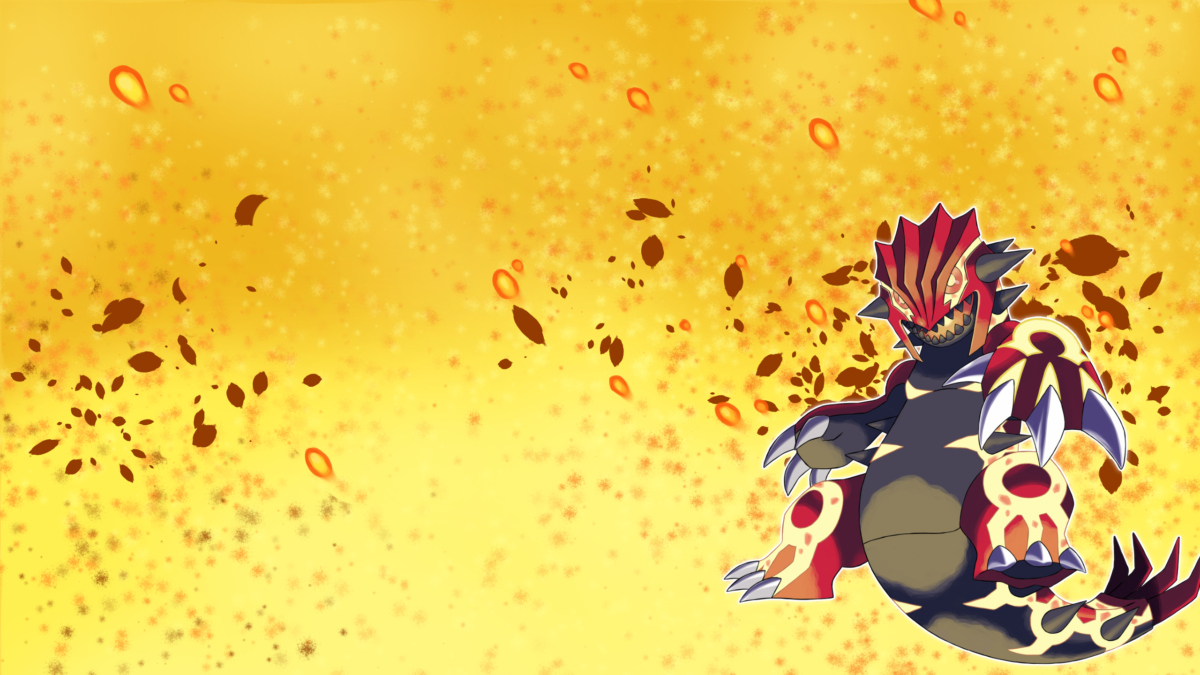 Groudon HD Wallpapers