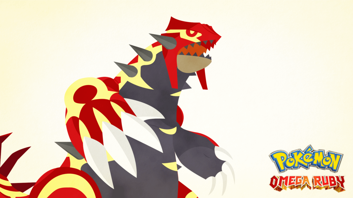 Omega Ruby and Alpha Sapphire images Primal Groudon Wallpaper HD …