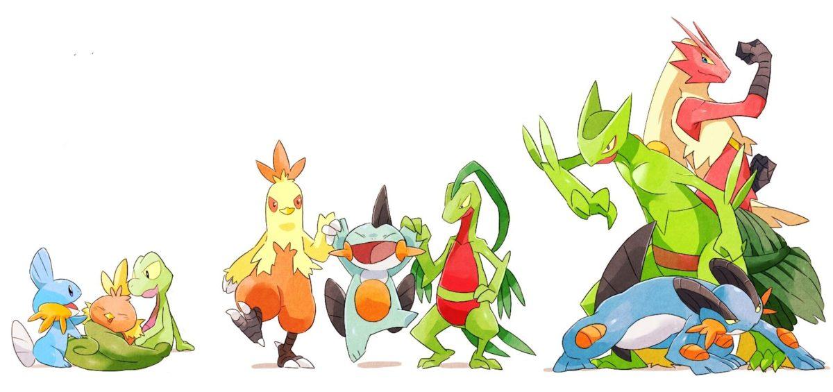 Grovyle – Pokémon – Zerochan Anime Image Board