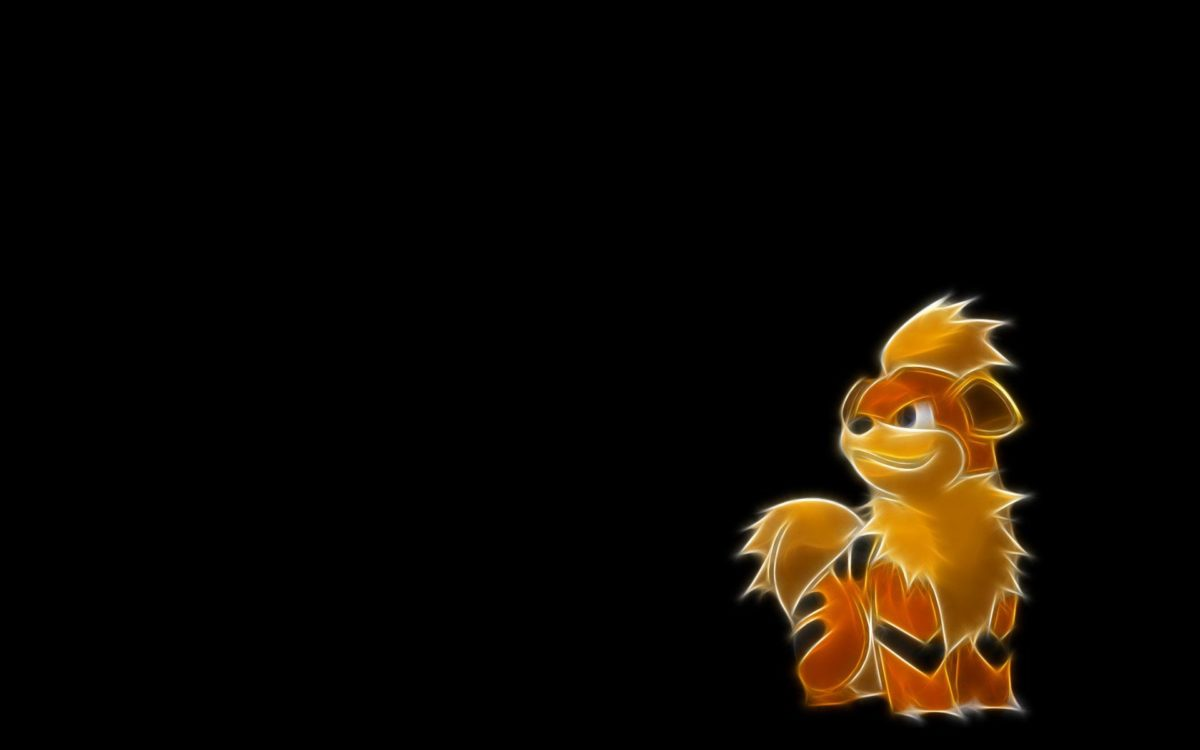 4 Growlithe (Pokémon) HD Wallpapers | Background Images …