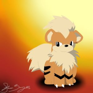 download Growlithe :GIFT: by SassCannon on DeviantArt