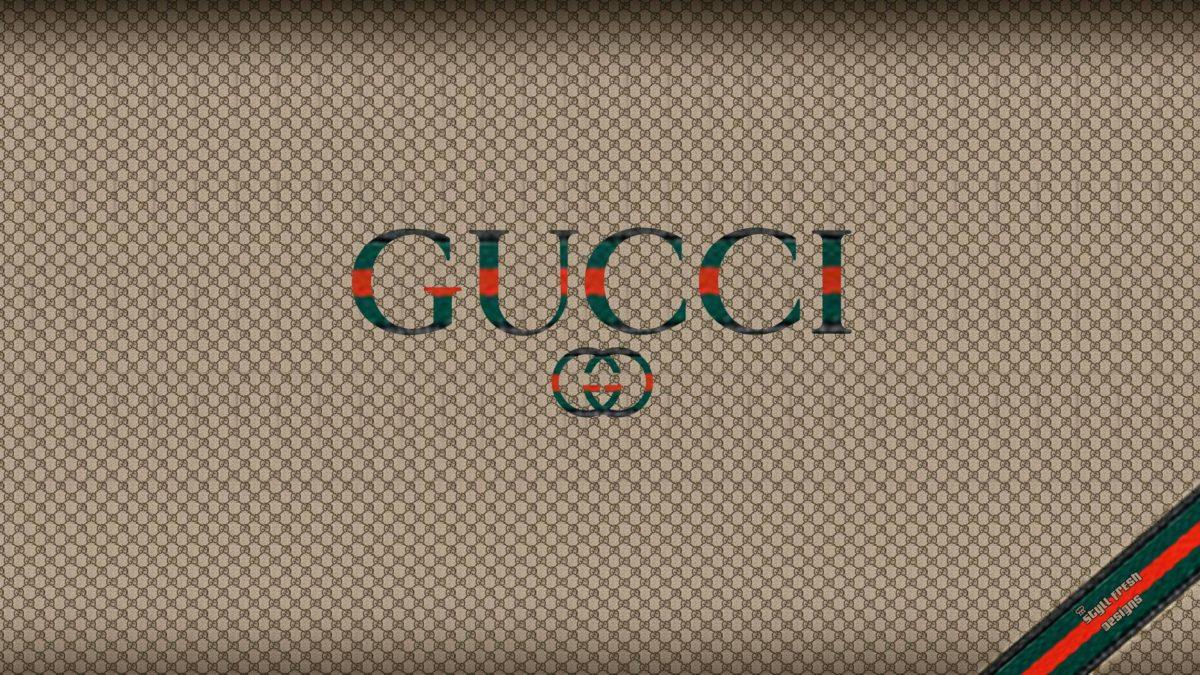 Gucci Logo Wallpaper (2) | Wallz Hut