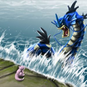 download 21 Gyarados (Pokémon) HD Wallpapers | Background Images …