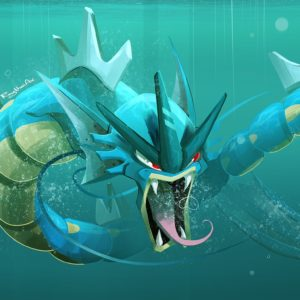 download Wallpapers Pokemon – Games Underwater world Monsters 2048×1536