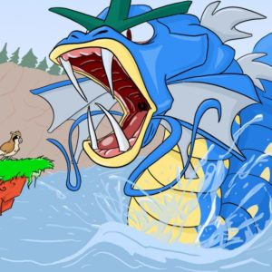 download Gyarados Wallpaper 47891 | Best Free Desktop HD Wallpapers
