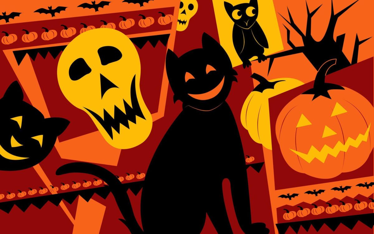 Top 10 Beautiful Halloween Wallpapers and Backgrounds | Monthly …