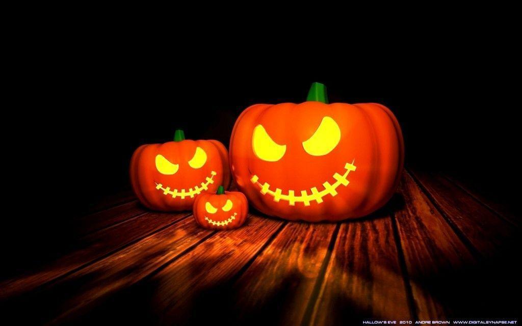 Top Spooky House Night Hallowmas Halloween Wallpaper : Desktopaper …